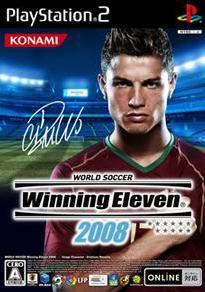 Descargar Winning Eleven 2008 [JAP] por Torrent